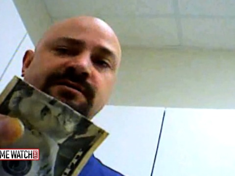 Undercover video allegedly shows lab tech taking…