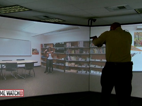 VIRTRA simulator helps cops hone life-and-death…