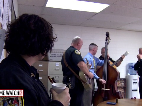 Crime Watch Daily rides along with NatGeo's…