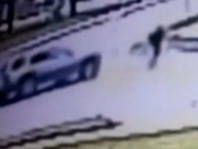 Video: Woman plows into husband with SUV, jury convicts her