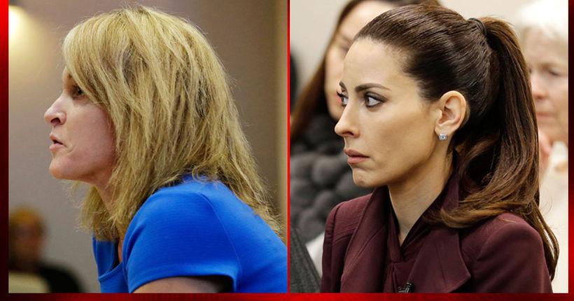 Kasem's Daughter Granted 3-Year Restraining Order Against Falk's Daughter