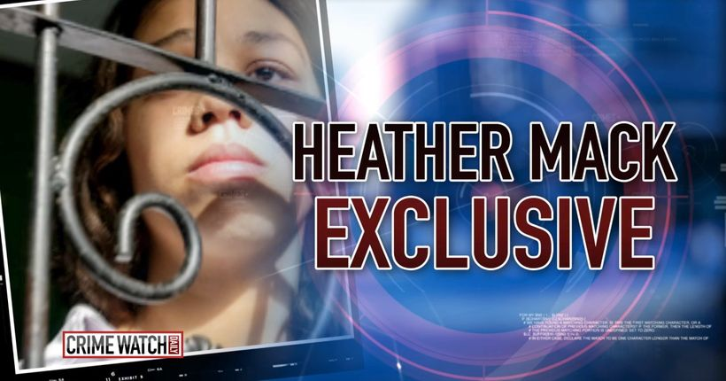 Exclusive: Heather Mack speaks from Bali prison about mother's murder