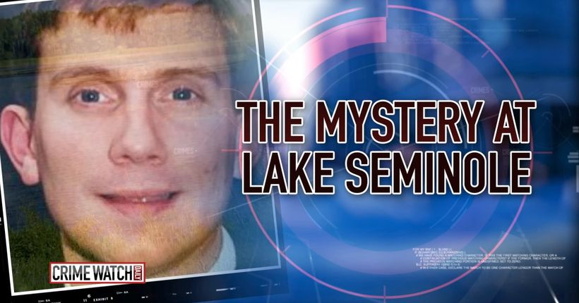 Mystery at Lake Seminole: Missing Florida man eaten by alligators?